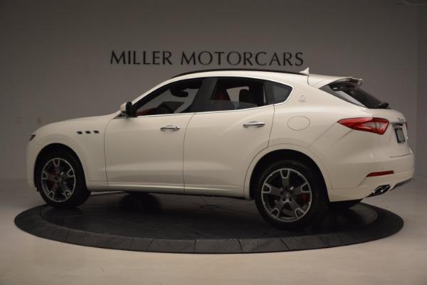 New 2017 Maserati Levante for sale Sold at Alfa Romeo of Westport in Westport CT 06880 5