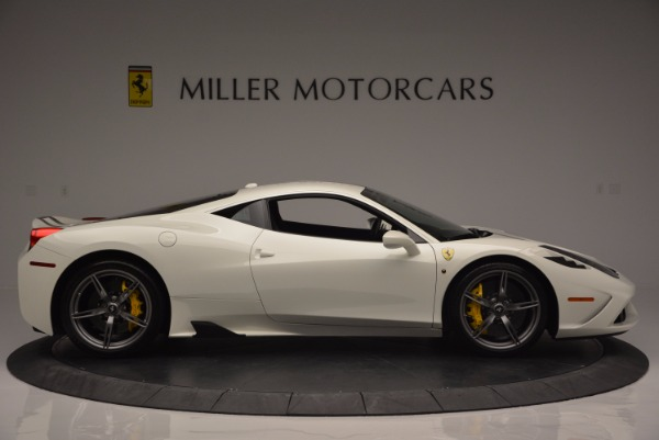 Used 2015 Ferrari 458 Speciale for sale Sold at Alfa Romeo of Westport in Westport CT 06880 10