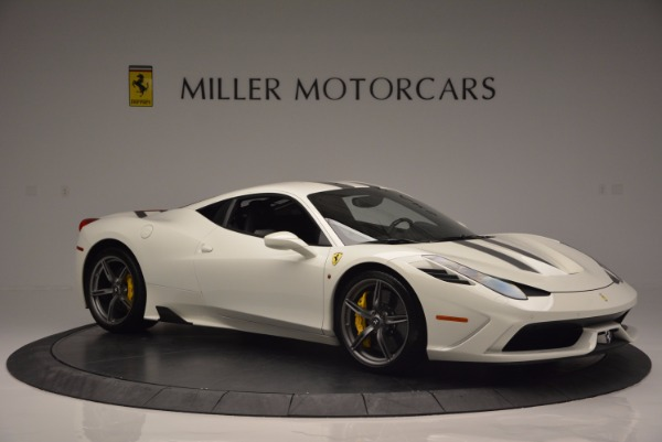 Used 2015 Ferrari 458 Speciale for sale Sold at Alfa Romeo of Westport in Westport CT 06880 11