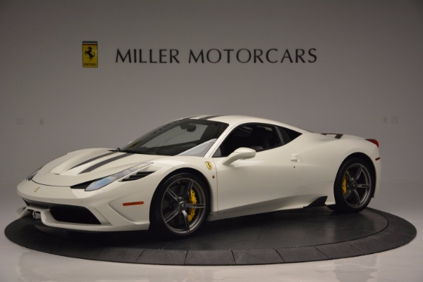 Used 2015 Ferrari 458 Speciale for sale Sold at Alfa Romeo of Westport in Westport CT 06880 2