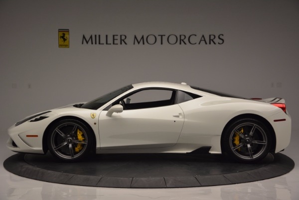 Used 2015 Ferrari 458 Speciale for sale Sold at Alfa Romeo of Westport in Westport CT 06880 3