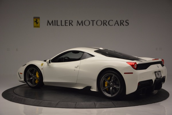 Used 2015 Ferrari 458 Speciale for sale Sold at Alfa Romeo of Westport in Westport CT 06880 4