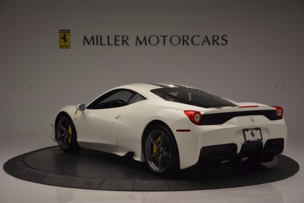 Used 2015 Ferrari 458 Speciale for sale Sold at Alfa Romeo of Westport in Westport CT 06880 5