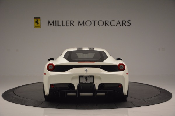 Used 2015 Ferrari 458 Speciale for sale Sold at Alfa Romeo of Westport in Westport CT 06880 6