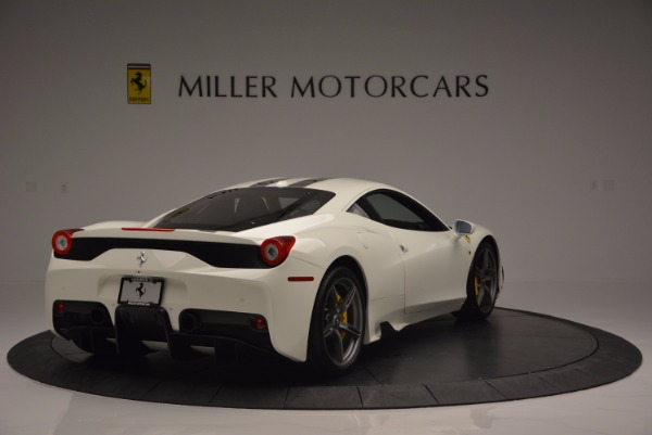 Used 2015 Ferrari 458 Speciale for sale Sold at Alfa Romeo of Westport in Westport CT 06880 8
