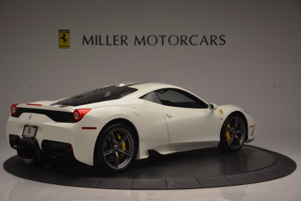 Used 2015 Ferrari 458 Speciale for sale Sold at Alfa Romeo of Westport in Westport CT 06880 9