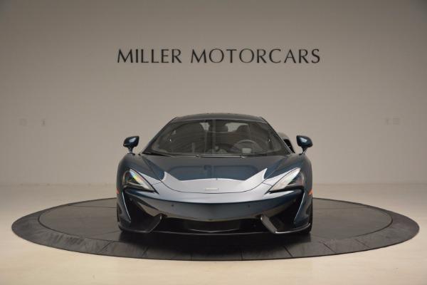 New 2017 McLaren 570S for sale Sold at Alfa Romeo of Westport in Westport CT 06880 12