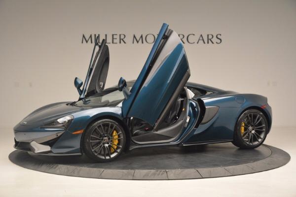 New 2017 McLaren 570S for sale Sold at Alfa Romeo of Westport in Westport CT 06880 14
