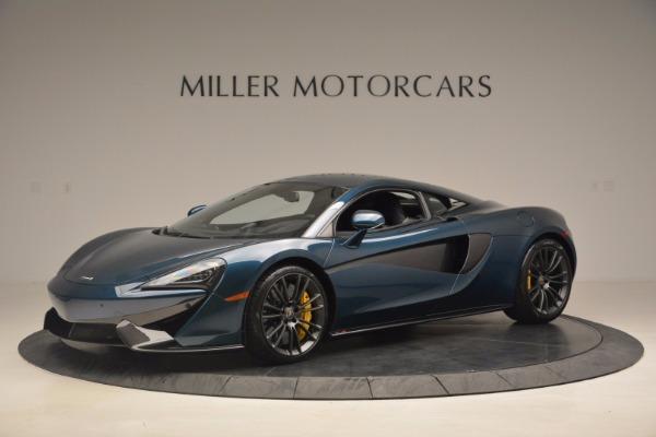 New 2017 McLaren 570S for sale Sold at Alfa Romeo of Westport in Westport CT 06880 2