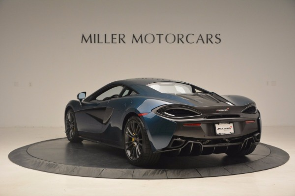 New 2017 McLaren 570S for sale Sold at Alfa Romeo of Westport in Westport CT 06880 5
