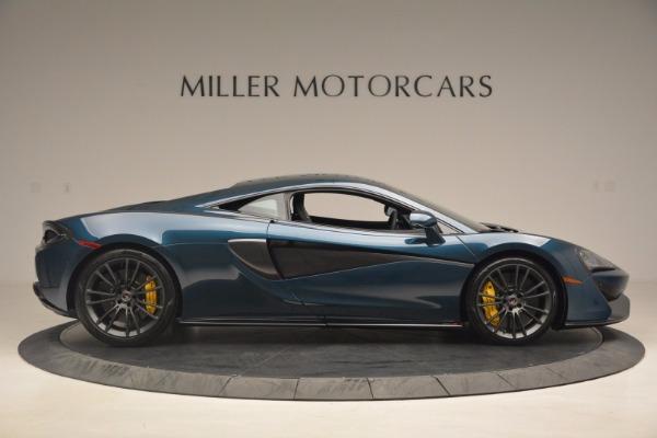 New 2017 McLaren 570S for sale Sold at Alfa Romeo of Westport in Westport CT 06880 9