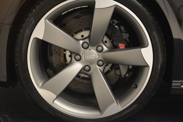 Used 2014 Audi RS 5 quattro for sale Sold at Alfa Romeo of Westport in Westport CT 06880 28