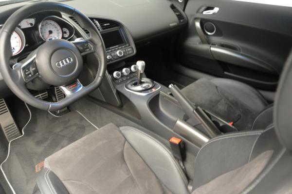 Used 2012 Audi R8 GT (R tronic) for sale Sold at Alfa Romeo of Westport in Westport CT 06880 13