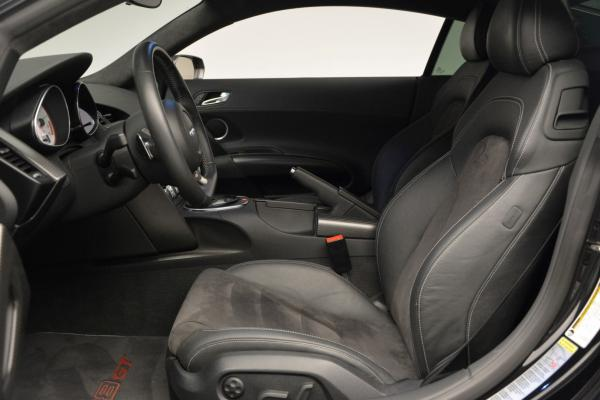 Used 2012 Audi R8 GT (R tronic) for sale Sold at Alfa Romeo of Westport in Westport CT 06880 14