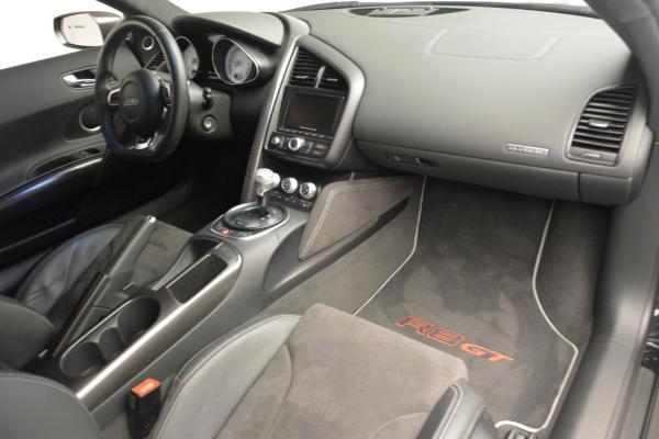 Used 2012 Audi R8 GT (R tronic) for sale Sold at Alfa Romeo of Westport in Westport CT 06880 16