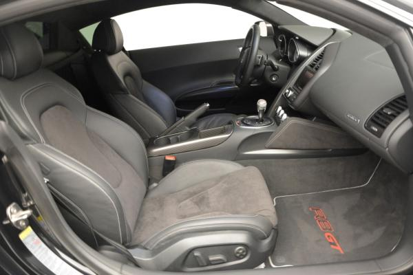 Used 2012 Audi R8 GT (R tronic) for sale Sold at Alfa Romeo of Westport in Westport CT 06880 17