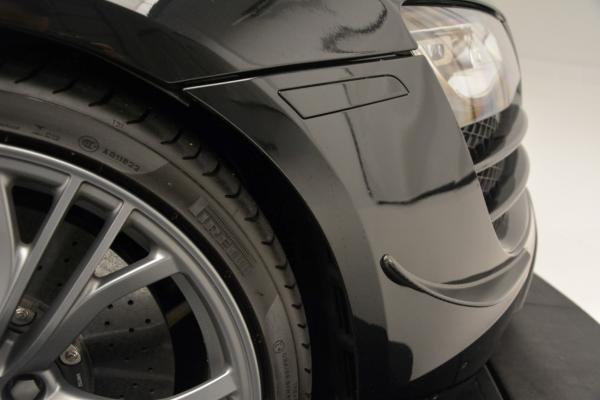Used 2012 Audi R8 GT (R tronic) for sale Sold at Alfa Romeo of Westport in Westport CT 06880 19