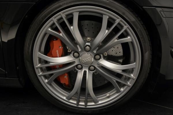 Used 2012 Audi R8 GT (R tronic) for sale Sold at Alfa Romeo of Westport in Westport CT 06880 20