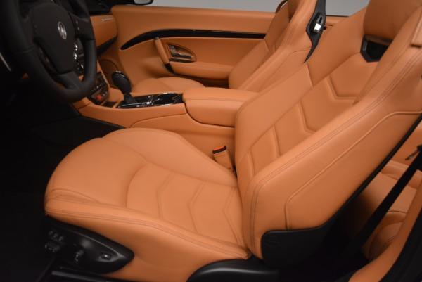 New 2017 Maserati GranTurismo Sport for sale Sold at Alfa Romeo of Westport in Westport CT 06880 26