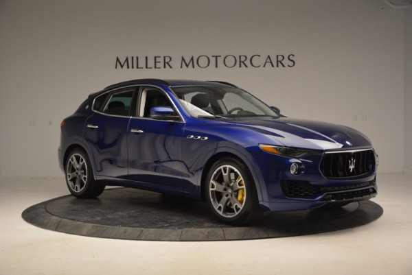 New 2017 Maserati Levante S for sale Sold at Alfa Romeo of Westport in Westport CT 06880 9