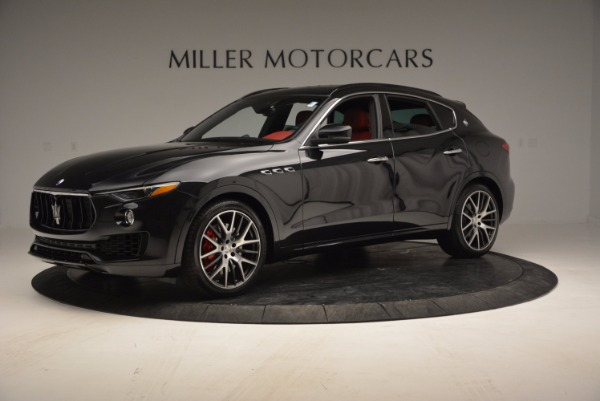 New 2017 Maserati Levante S for sale Sold at Alfa Romeo of Westport in Westport CT 06880 2