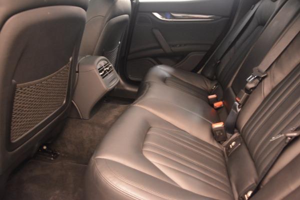Used 2014 Maserati Ghibli S Q4 for sale Sold at Alfa Romeo of Westport in Westport CT 06880 17