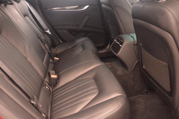 Used 2014 Maserati Ghibli S Q4 for sale Sold at Alfa Romeo of Westport in Westport CT 06880 23