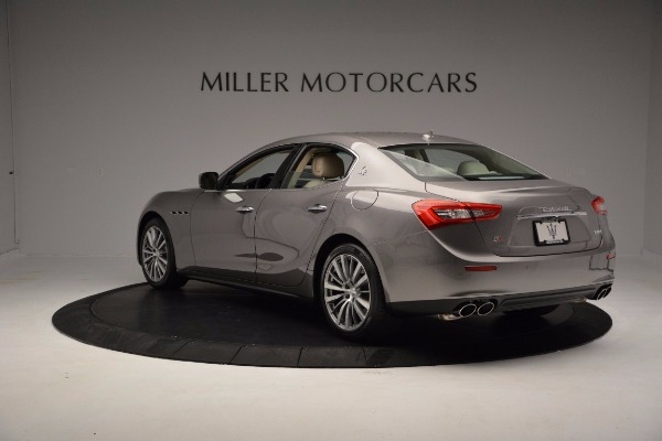 Used 2017 Maserati Ghibli S Q4 Ex-Loaner for sale Sold at Alfa Romeo of Westport in Westport CT 06880 9