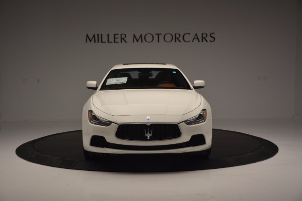 Used 2017 Maserati Ghibli S Q4 Ex-Loaner for sale Sold at Alfa Romeo of Westport in Westport CT 06880 12