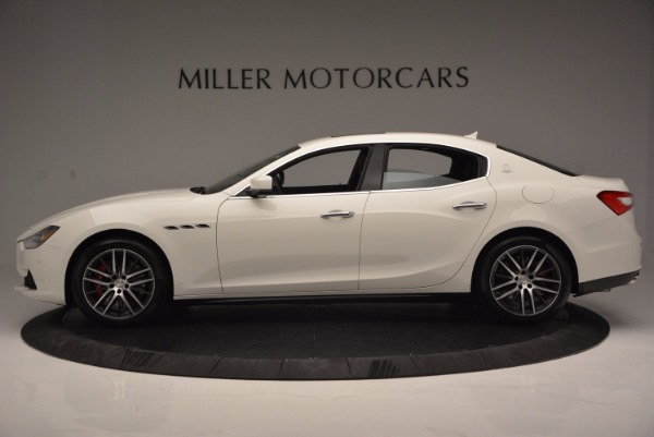 Used 2017 Maserati Ghibli S Q4 Ex-Loaner for sale Sold at Alfa Romeo of Westport in Westport CT 06880 3