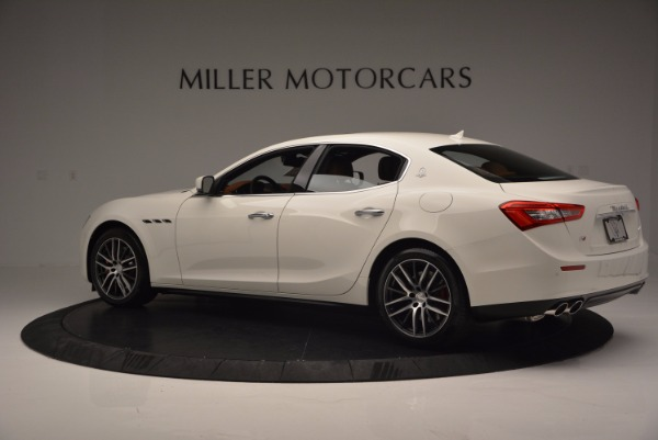 Used 2017 Maserati Ghibli S Q4 Ex-Loaner for sale Sold at Alfa Romeo of Westport in Westport CT 06880 4