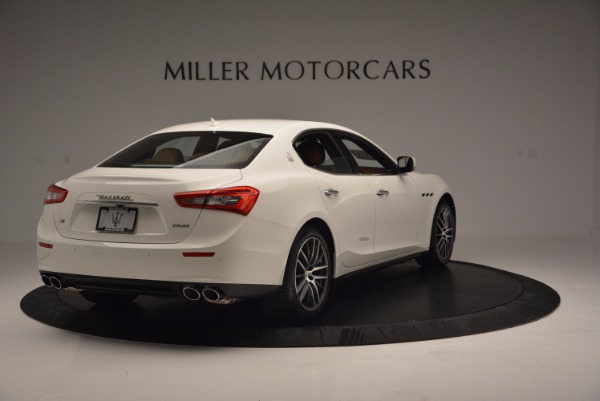 Used 2017 Maserati Ghibli S Q4 Ex-Loaner for sale Sold at Alfa Romeo of Westport in Westport CT 06880 7