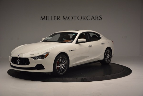 Used 2017 Maserati Ghibli S Q4 Ex-Loaner for sale Sold at Alfa Romeo of Westport in Westport CT 06880 1