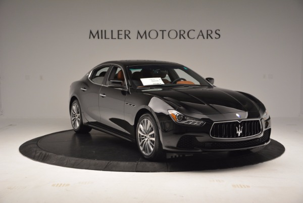 Used 2017 Maserati Ghibli SQ4 S Q4 Ex-Loaner for sale Sold at Alfa Romeo of Westport in Westport CT 06880 11