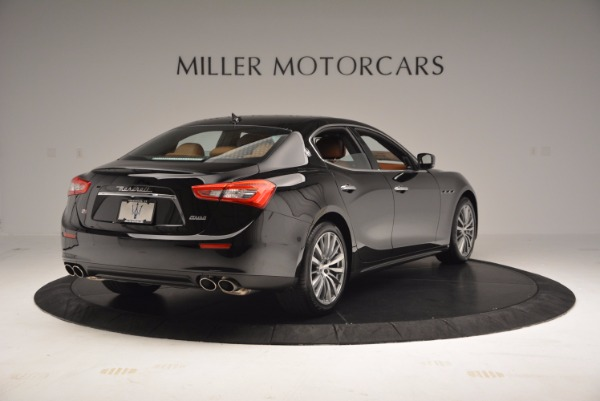 Used 2017 Maserati Ghibli SQ4 S Q4 Ex-Loaner for sale Sold at Alfa Romeo of Westport in Westport CT 06880 7