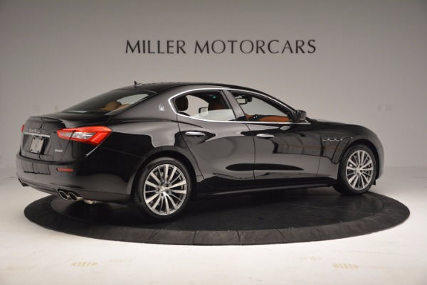 Used 2017 Maserati Ghibli SQ4 S Q4 Ex-Loaner for sale Sold at Alfa Romeo of Westport in Westport CT 06880 8
