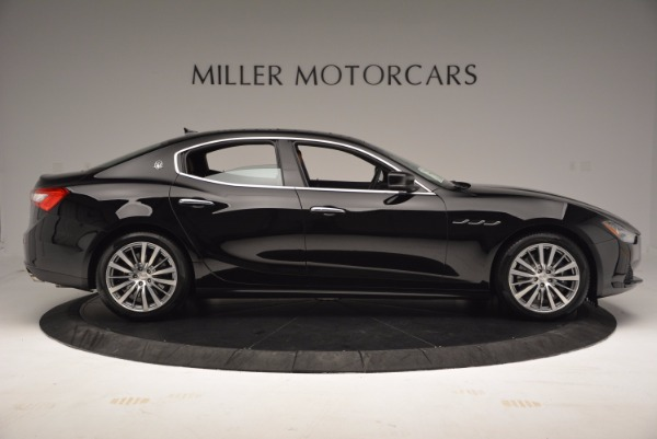 Used 2017 Maserati Ghibli SQ4 S Q4 Ex-Loaner for sale Sold at Alfa Romeo of Westport in Westport CT 06880 9