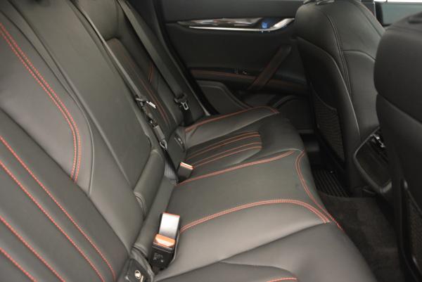 Used 2015 Maserati Ghibli S Q4 for sale Sold at Alfa Romeo of Westport in Westport CT 06880 22