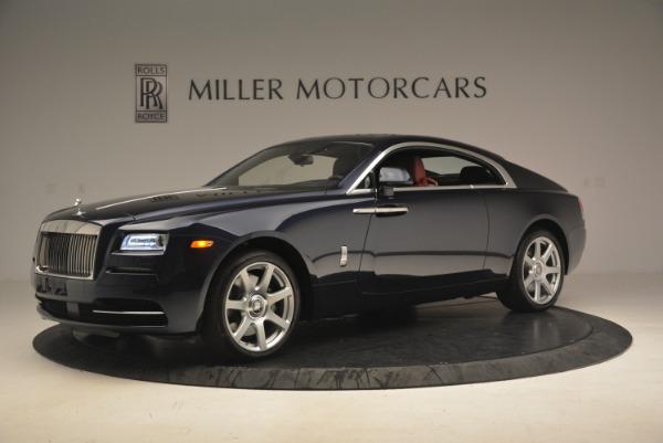 Used 2016 Rolls-Royce Wraith for sale Sold at Alfa Romeo of Westport in Westport CT 06880 2