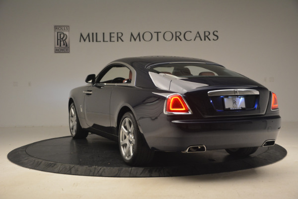 Used 2016 Rolls-Royce Wraith for sale Sold at Alfa Romeo of Westport in Westport CT 06880 5