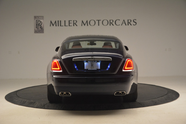 Used 2016 Rolls-Royce Wraith for sale Sold at Alfa Romeo of Westport in Westport CT 06880 7