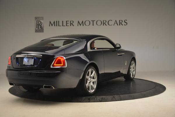 Used 2016 Rolls-Royce Wraith for sale Sold at Alfa Romeo of Westport in Westport CT 06880 8