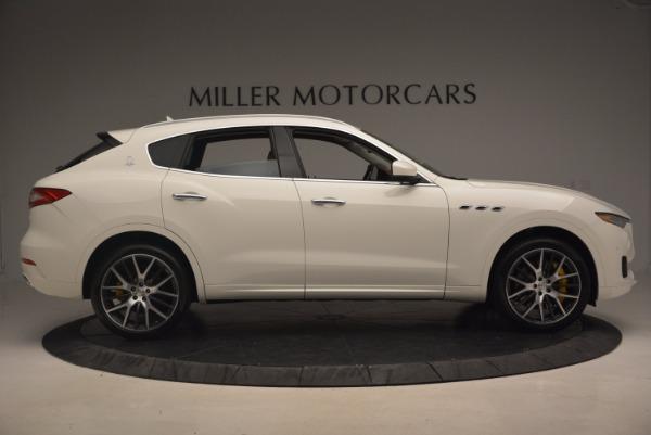 New 2017 Maserati Levante S for sale Sold at Alfa Romeo of Westport in Westport CT 06880 9