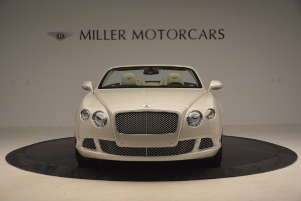 Used 2013 Bentley Continental GT for sale Sold at Alfa Romeo of Westport in Westport CT 06880 12