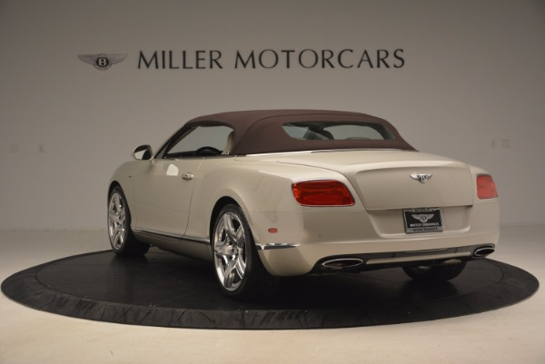 Used 2013 Bentley Continental GT for sale Sold at Alfa Romeo of Westport in Westport CT 06880 17