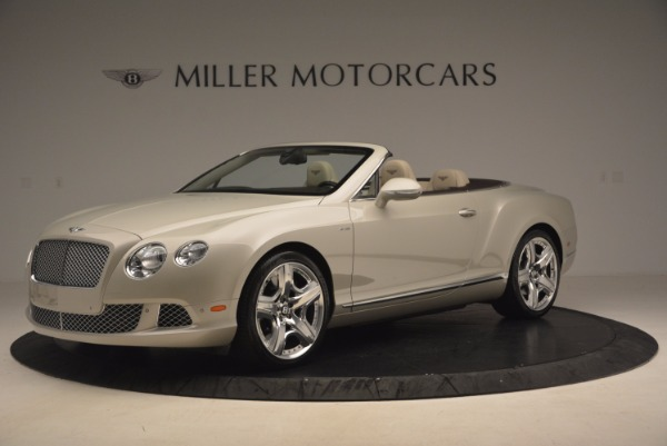 Used 2013 Bentley Continental GT for sale Sold at Alfa Romeo of Westport in Westport CT 06880 2