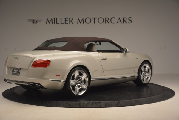 Used 2013 Bentley Continental GT for sale Sold at Alfa Romeo of Westport in Westport CT 06880 20