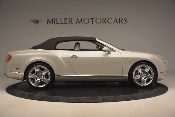 Used 2013 Bentley Continental GT for sale Sold at Alfa Romeo of Westport in Westport CT 06880 21