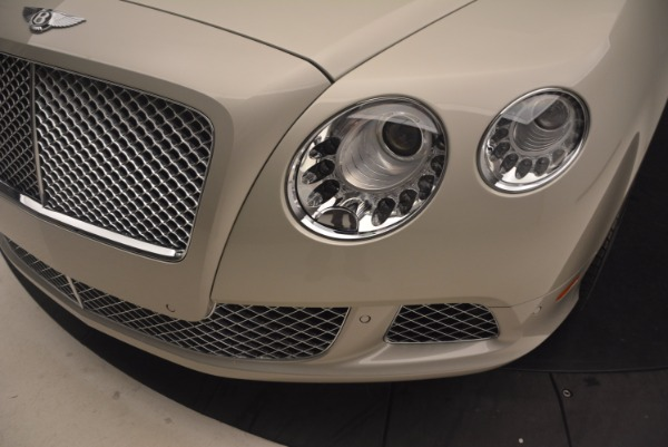 Used 2013 Bentley Continental GT for sale Sold at Alfa Romeo of Westport in Westport CT 06880 26