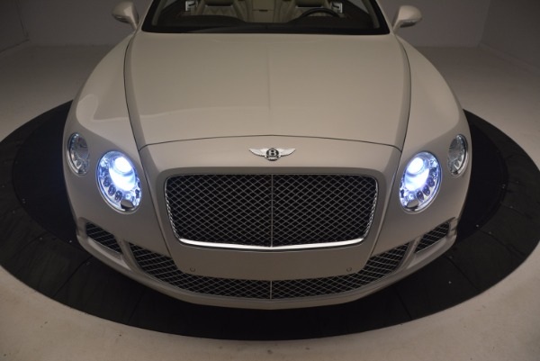 Used 2013 Bentley Continental GT for sale Sold at Alfa Romeo of Westport in Westport CT 06880 27